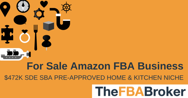 For Sale Amazon FBA