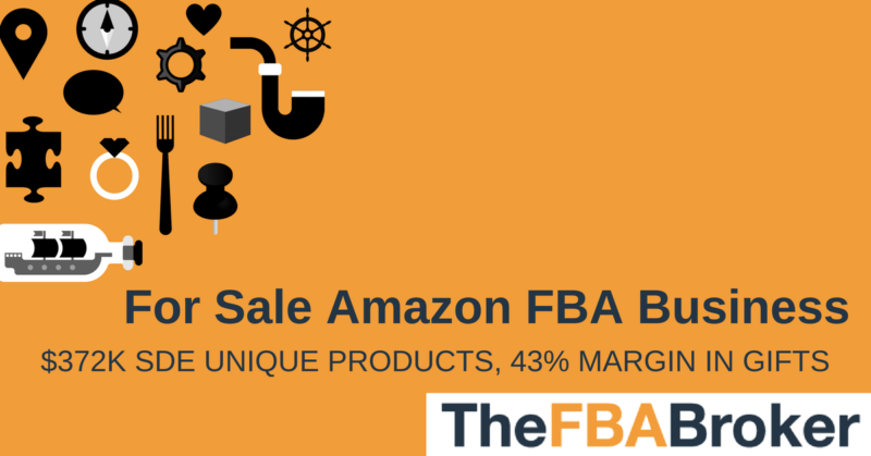 For Sale Amazon FBA Business