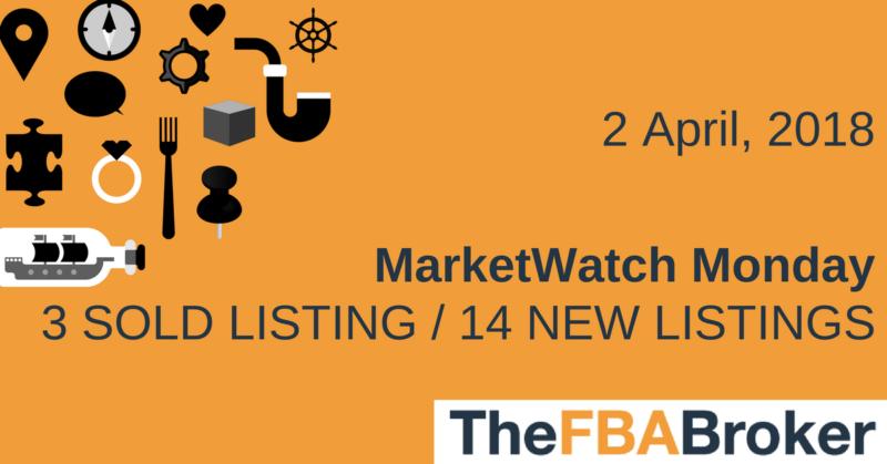 MarketWatch Monday FBA