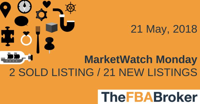 31a58f4377c366 FBA MarketWatch Monday 21 May 2018